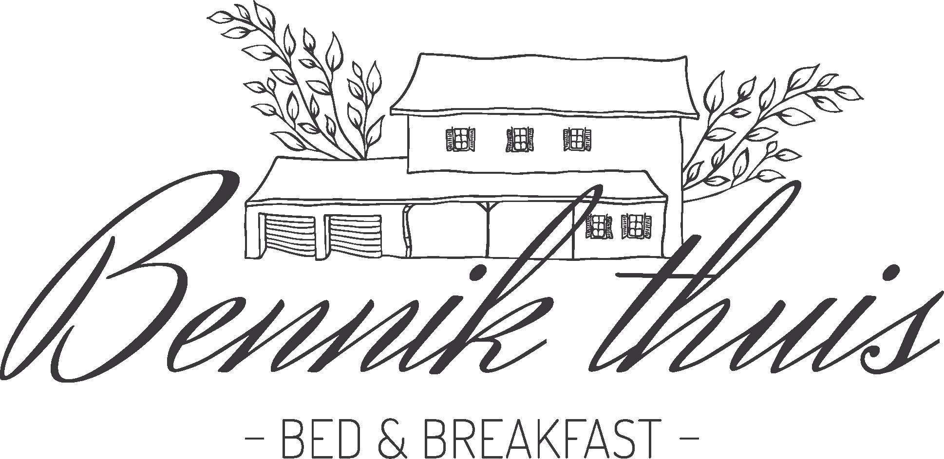 Logo B&B Bennik thuis